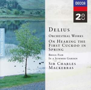 Frederick Delius - Orchestral Works Product Image