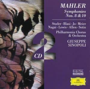 Mahler: Symphony No. 8 in E flat major 'Symphony of a Thousand', etc.
