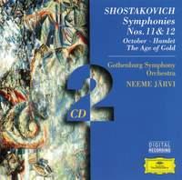 Shostakovich: Symphonies No. 11 & 12