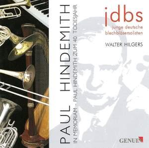 Paul Hindemith - In Memoriam