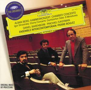 Berg: Chamber Concerto Product Image