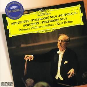 Beethoven: Symphony No. 6 & Schubert: Symphony No. 5 Product Image
