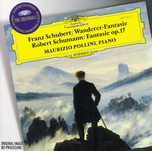Schubert: Wanderer Fantasie & Schumann: Fantasie in C major Product Image