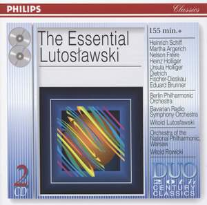The Essential Lutoslawski Product Image