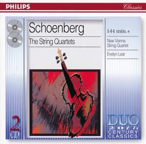 Arnold Schoenberg - Complete String Quartets