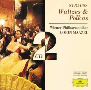 Johann & Josef Strauss - Waltzes & Polkas Product Image