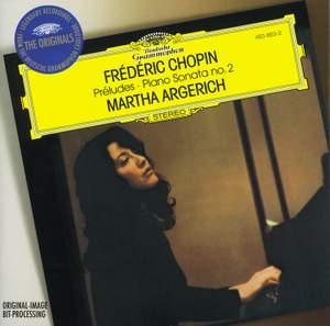 Chopin: Preludes, Piano Sonata No. 2 Product Image