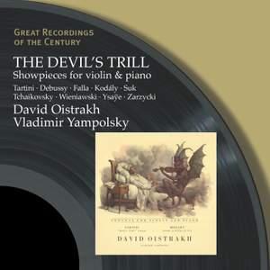 The Devil's Trill - Showpieces for violin & piano