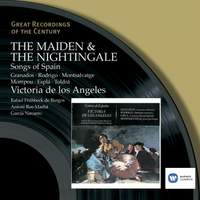 The Maiden & The Nightingale - Songs Of Spain