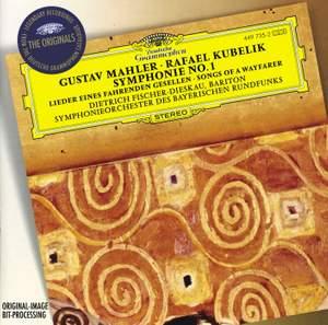 Mahler: Symphony No. 1 & Lieder eines fahrenden Gesellen Product Image