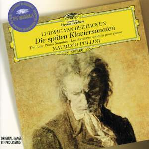 Beethoven - The late Piano Sonatas