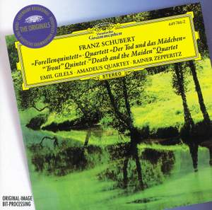 Schubert: Piano Quintet & String Quartet No. 14 Product Image