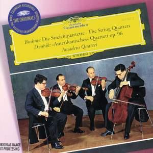 Brahms - String Quartets Nos. 1-3 (complete)