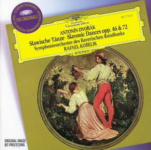 Dvorak: Slavonic Dances Product Image