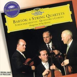Bartók: String Quartets Nos. 1-6 Product Image