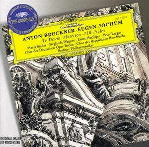 Bruckner: Te Deum and other works Product Image