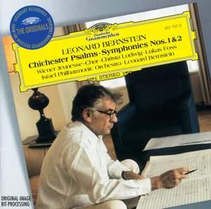 Bernstein: Chichester Psalms, etc. Product Image