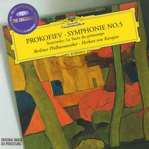 Prokofiev: Symphony No. 5 & Stravinsky: The Rite of Spring Product Image