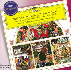 Rimsky Korsakov: Scheherazade Product Image