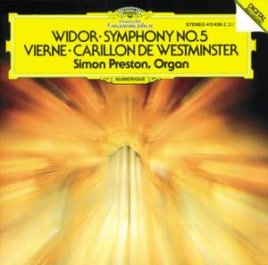 Widor and Vierne: Organ Works