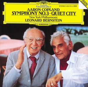 Copland: Symphony No. 3 and Quiet City Product Image