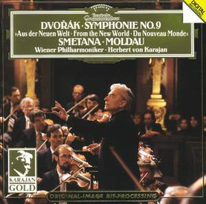 Dvorak: New World Symphony & Smetana: Má Vlast