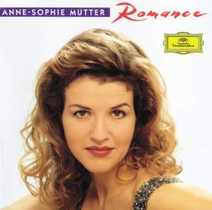 Anne-Sophie Mutter: Romance Product Image