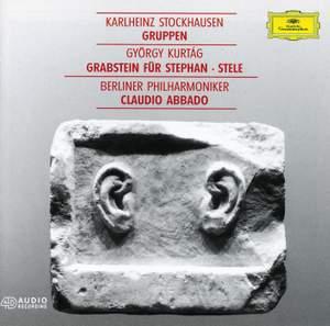 Stockhausen: Gruppen, etc.