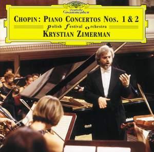 Chopin - Piano Concertos Nos. 1 & 2 Product Image