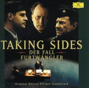Taking Sides: Der Fall Furtwängler (Original Motion Picture Soundtrack)