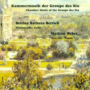 Chamber Music of the Groupe des Six