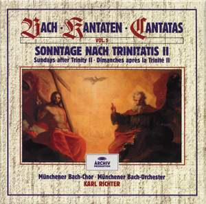 Bach Cantatas, Volume 5