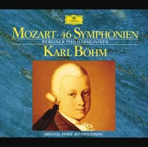 Mozart - Complete Symphonies Product Image
