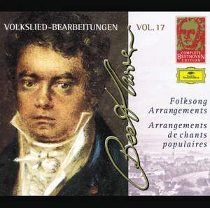 Beethoven - The Complete Edition - Volume 17 Product Image