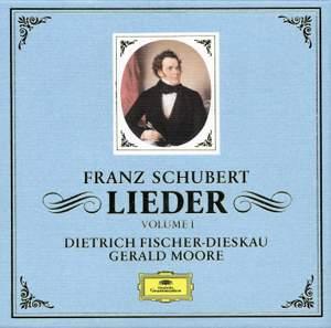 Schubert: Lieder Vol. 1