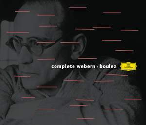Webern: Complete Edition