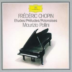Chopin: Études, Preludes & Polonaises Product Image