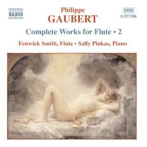 Gaubert - Complete Works for Flute Volume 2