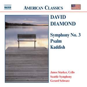American Classics - David Diamond Product Image