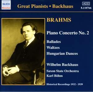 Great Pianists - Backhaus