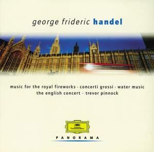 Handel: Water Music Suites Nos. 1-3, HWV348-350, etc.