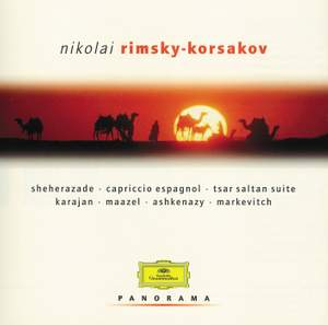 Nikolai Rimsky-Korsakov Product Image