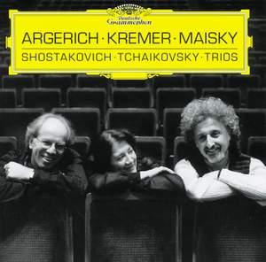 Shostakovich & Tchaikovsky: Piano Trios Product Image