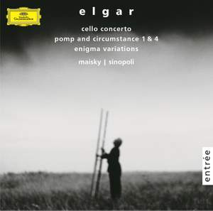 Elgar: Cello Concerto, Pomp & Circumstance Marches Nos. 1 & 2 Product Image
