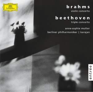 Brahms: Violin Concerto & Beethoven: Triple Concerto