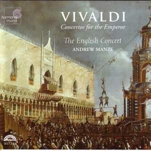 Vivaldi - Concertos for the Emperor