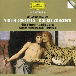 Brahms: Violin Concerto & Double Concerto Product Image