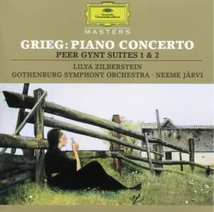Grieg: Piano Concerto & Peer Gynt Suites Nos. 1& 2