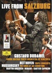 Gustavo Dudamel conducts Beethoven & Mussorgsky