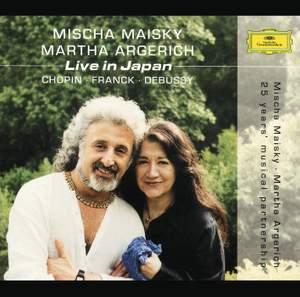 Mischa Maisky & Martha Argerich Product Image